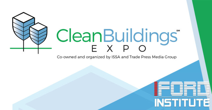 Clean building expo facebook image